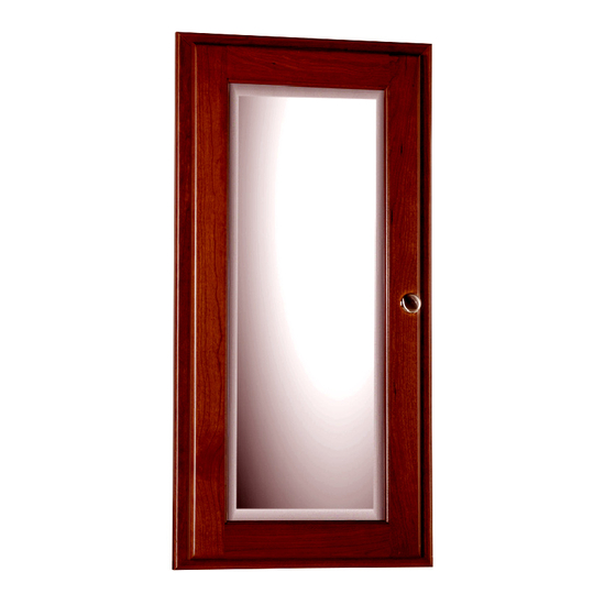 Medicine cabinets 15 1 4 inch rounded profile single for 15 inch door