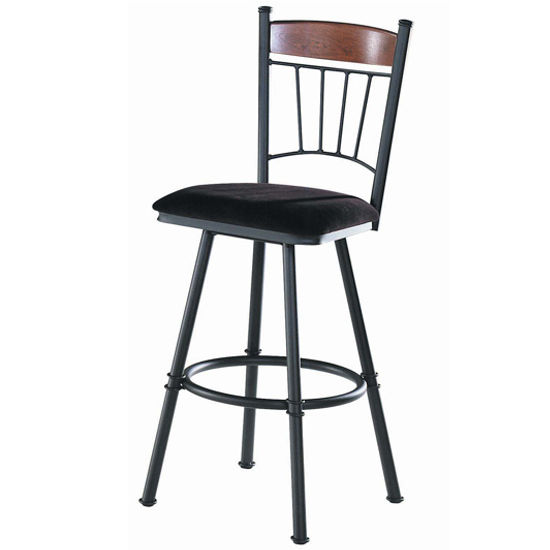 Trica Allan Swivel Bar Stools