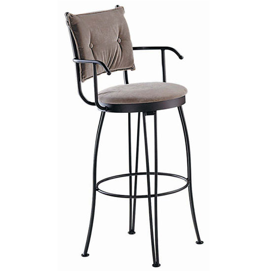 Trica Bill II Swivel Bar Stools