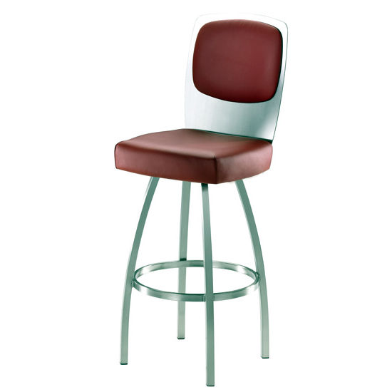 Trica Calvin Swivel Bar Stools