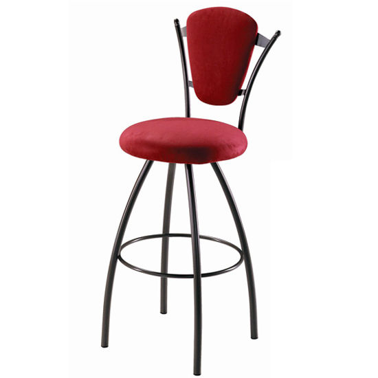 Trica Clip Swivel Bar Stools