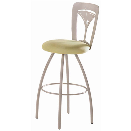 Trica Martini Swivel Bar Stools