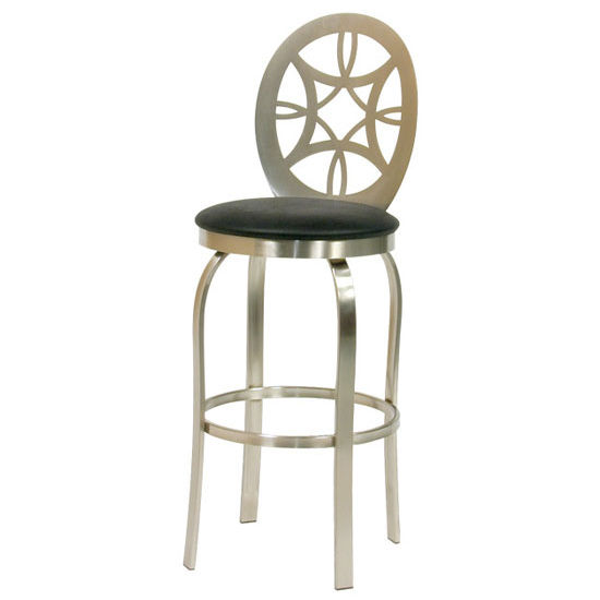 Trica Provence Swivel Bar Stools