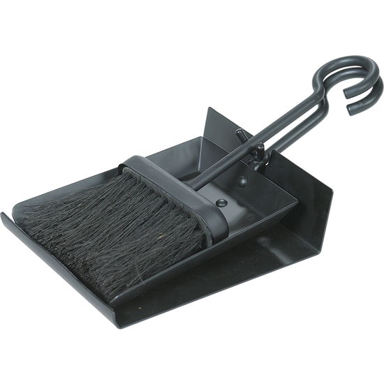 Shovel and Brush Set with Pan