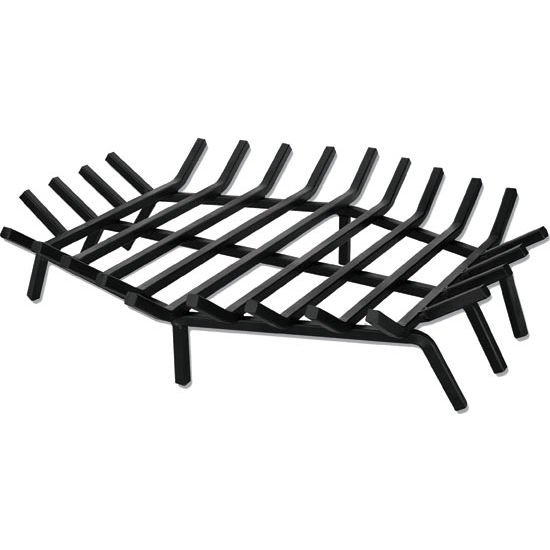 27 inch W Bar Grate - Hex Shape