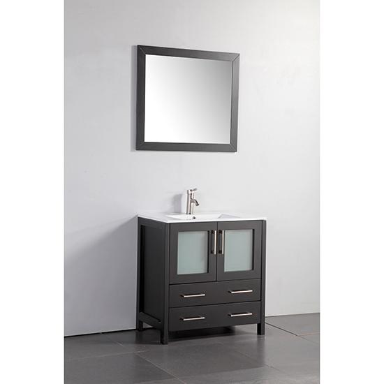 30 Inch Single Sink Bathroom Vanity Set