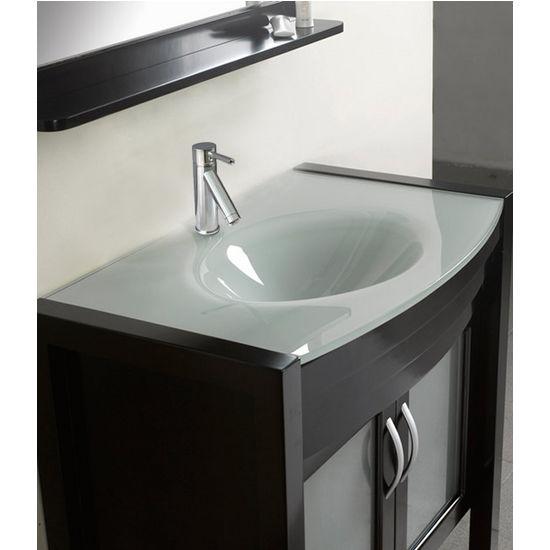 Bath vanities vina complete bath vanity set by virtu Complete bathroom vanity