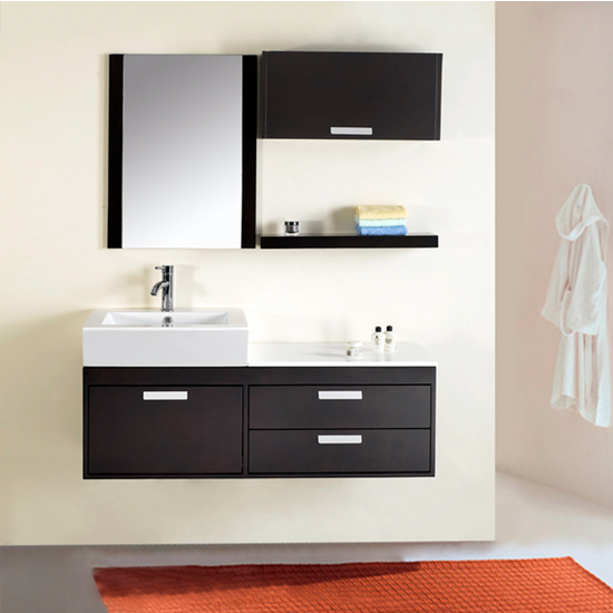 Virtu Alicia Complete Bath Vanity Set
