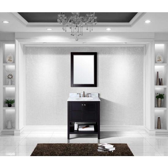"""Virtu USA Winterfell 30"""" Single Bathroom Vanity Cabinet Set"""