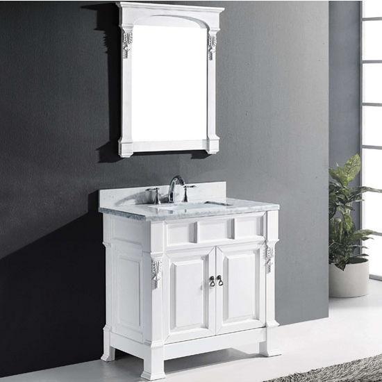 Bathroom Vanities 36 39 39 Huntshire Single Round Or Square Sink Bathroo