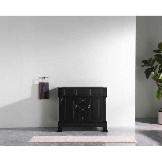 Dark Walnut Cabinet Only & Huntshire 40