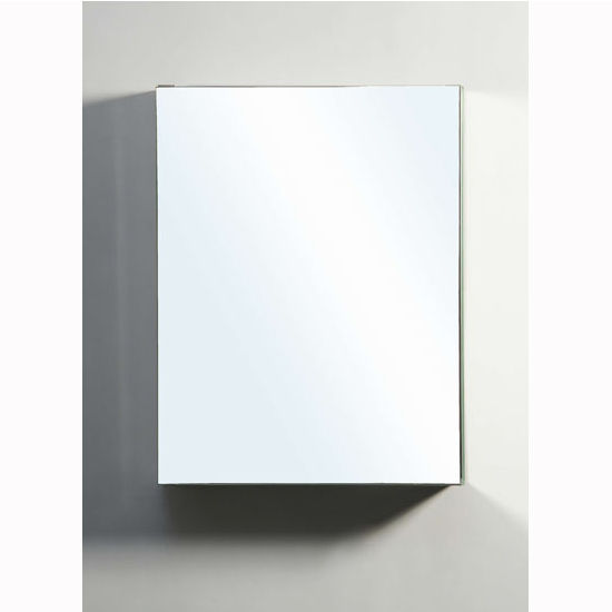 20  Medicine Cabinet  sc 1 st  KitchenSource.com & Medicine Cabinets Confiant Recessed or Surface Mount Mirrored ...