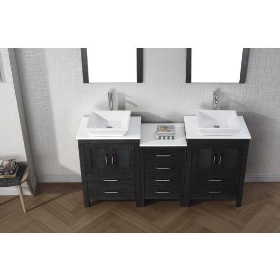66 Inch Vanity Double Sink 63 Inch Double Sink Bathroom Vanity