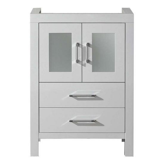 24 Bathroom Vanity Cabinet With Sink bathroom vanities, 24'' dior single sink bathroom vanity cabinet