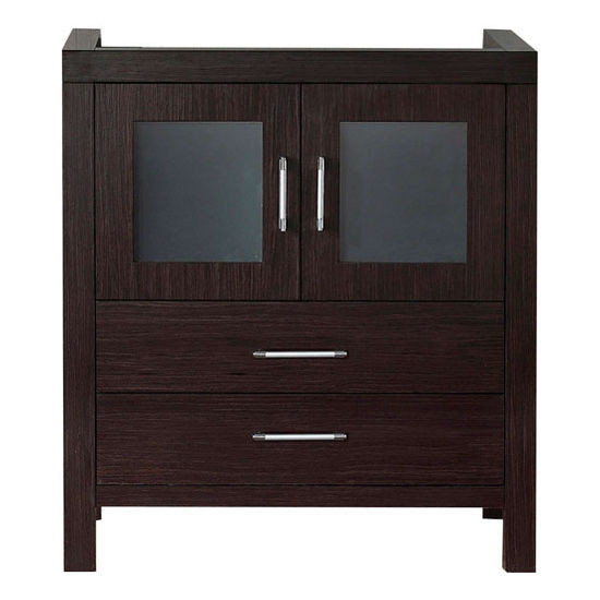 Genial Virtu USA 28u0027u0027 Dior Single Sink Bathroom Vanity Cabinet