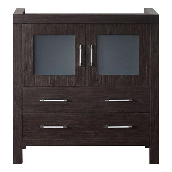 Espresso Vanity Cabinet