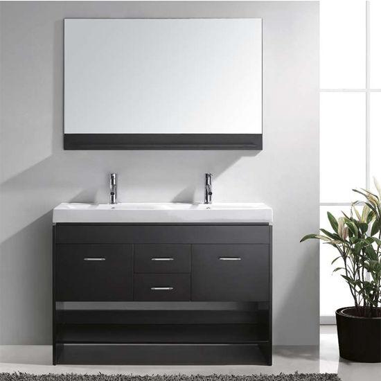 Virtu Gloria Double Bath Vanity Set