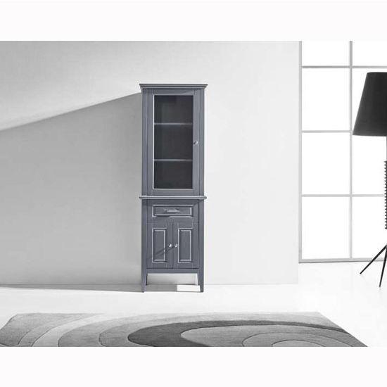 Grey Side Cabinet