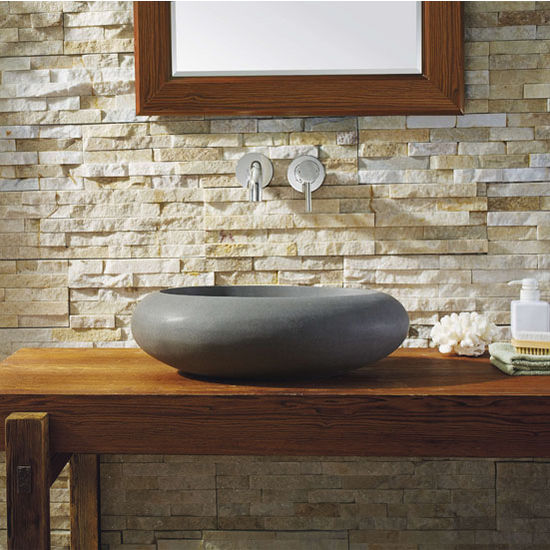 Andesite Granite Vessel Sink