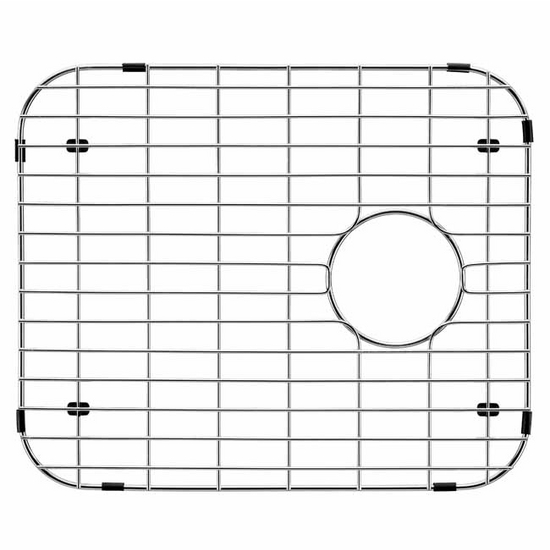 "Vigo Kitchen Sink Bottom Grid 14"" x 17"""