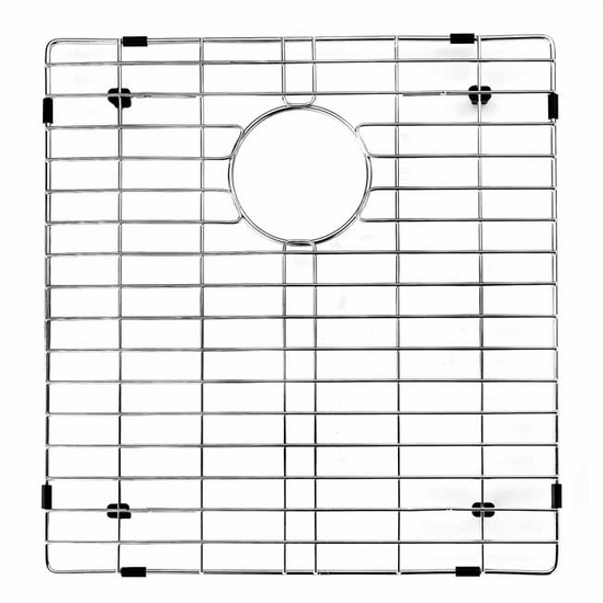 Vigo Kitchen Sink Bottom Grid 16� x 17""