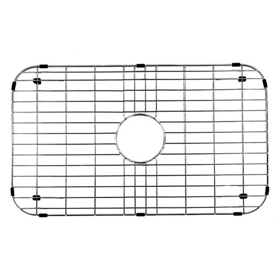 "Vigo Kitchen Sink Bottom Grid 26"" x 15"""