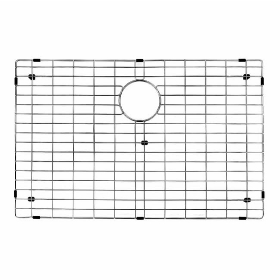 "Vigo Kitchen Sink Bottom Grid 27"" x 16"""