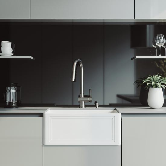 Vigo Kitchen Sink Lifestyle View 1