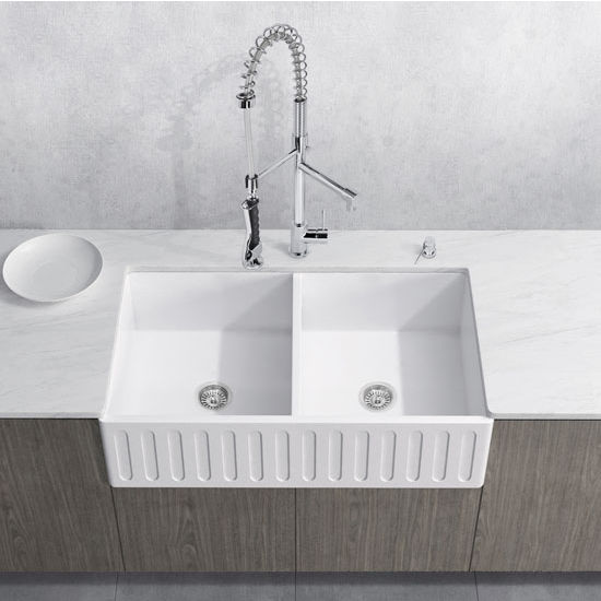 """33"""" Sink Example View, Front"""