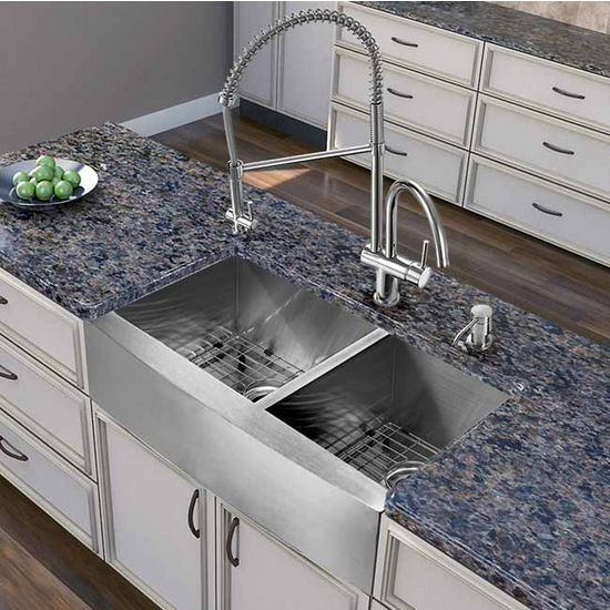 unfitted kitchen furniture all in one 36 quot bingham stainless steel bowl 15267