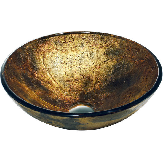 Vigo Copper Shapes Vessel Sink, Finish