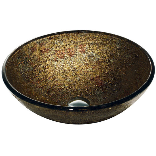 Vigo Textured Copper Vessel Sink, Finish