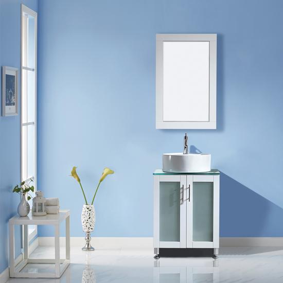 Vinnova Bathroom Vanity Lifestyle Image 1