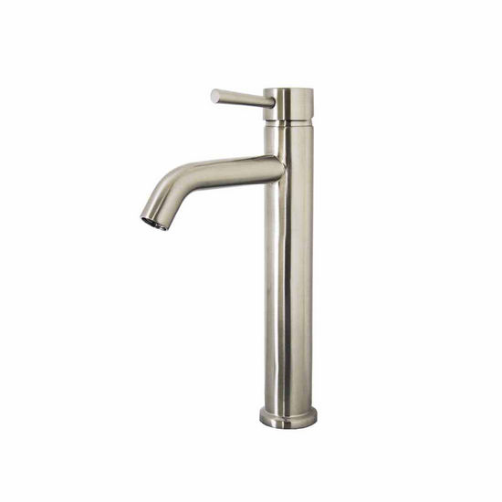 Virtu Hydron Bathroom Faucet in Brushed Nickel Finish