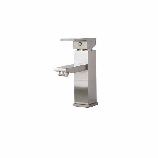 Virtu Orion Bathroom Faucet in Brushed Nickel Finish