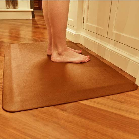 Linen Mat in Linen Tan, 3x2