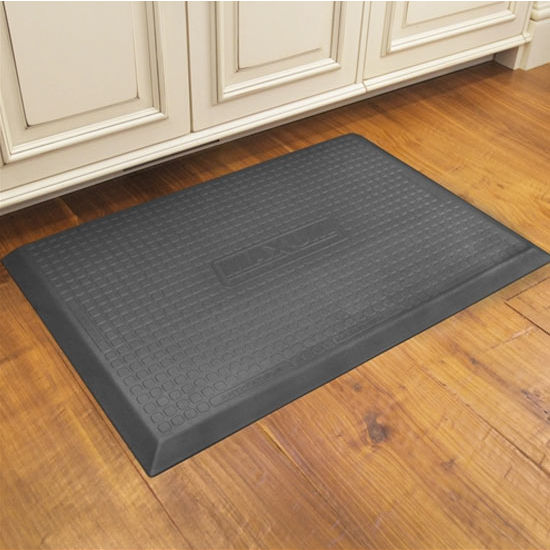 WellnessMats Maxum Mat, Grey