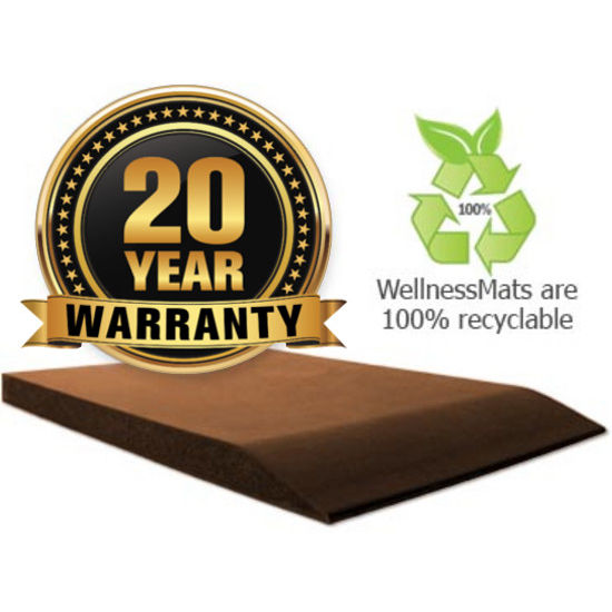 20 Year Warranty / 100% Recyclable