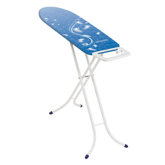 Household Essentials Airboard Compact S Ironing Board in White Frame
