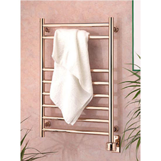 Wesaunard Eutopia Towel Warmer, Electric, Available in Multiple Finishes and Sizes