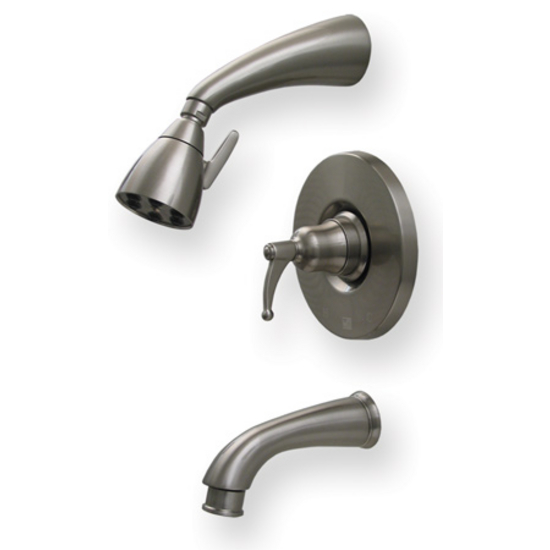 Whitehaus - Blairhaus Adams Tub and Shower Set