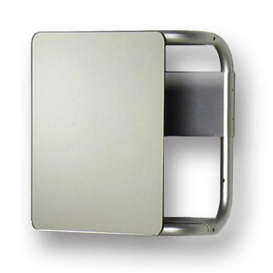 Aeri Small Square Bathroom Mirror