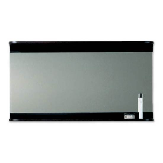Aeri X-Large Rectangular Wood Mirror