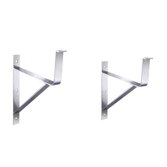Utility Sink Wall Mount Bracket : Whitehause, Utility Series Wall Mount Brackets KitchenSource.com