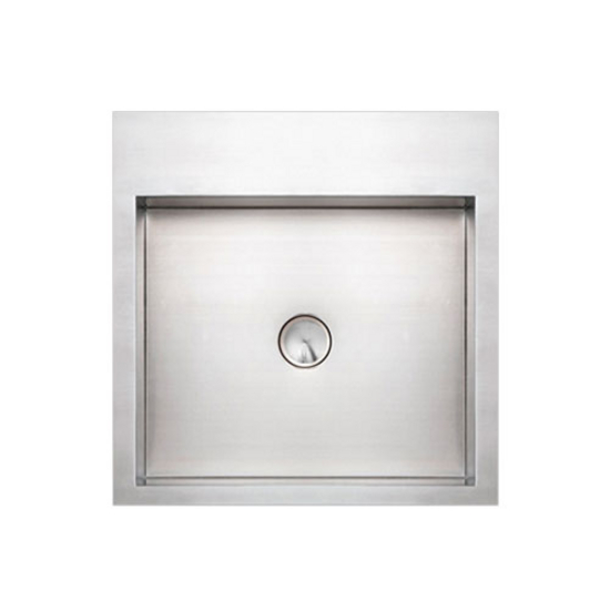 Square Above-Mount Bath Sink