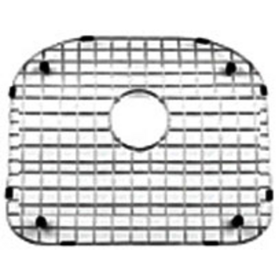 Noah Collection - Stainless Steel Sink Grid, D-Bowl Shape