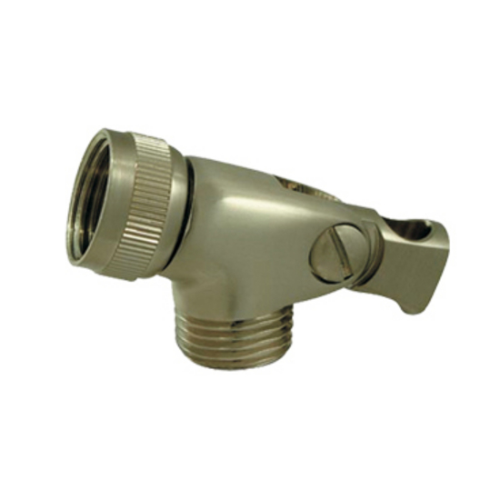 Whitehaus Showerhaus Swivel Connectors