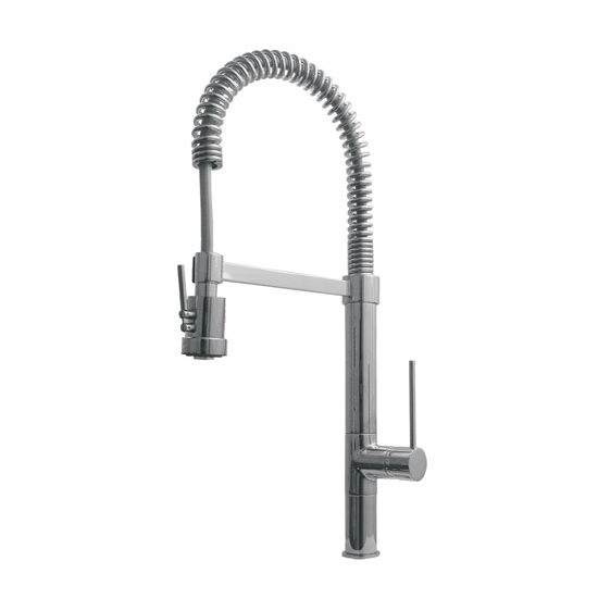Whitehaus - Commercial Single Hole Faucet