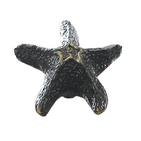 Cabinet Hardware Starfish Shaped Kitchen Cabinet Knob