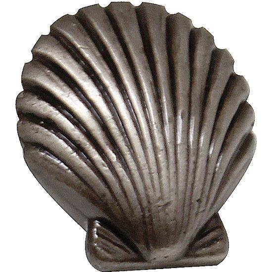 Whitehaus - Seashell Shaped Kitchen Cabinet Knob